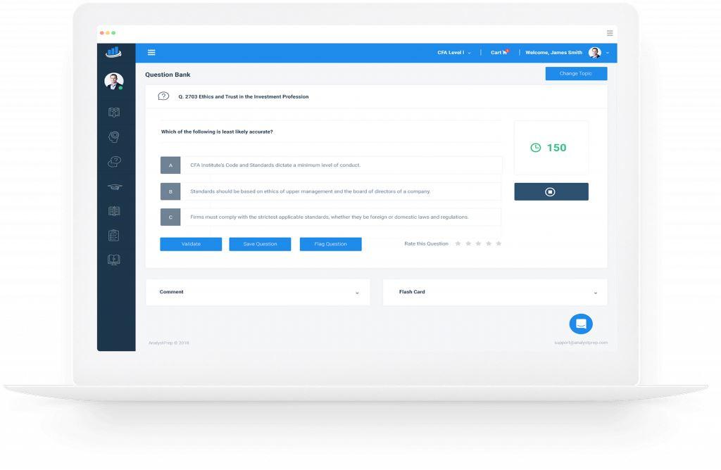 FRM Study Platform